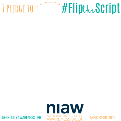 #FliptheScript during NIAW 2