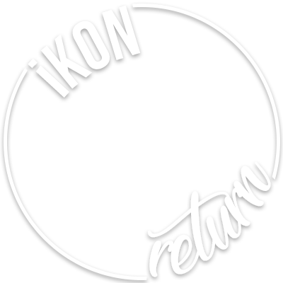 ikon: return (white)