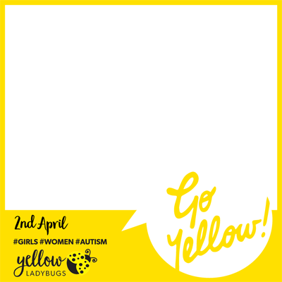 #GoYellow #autism #females