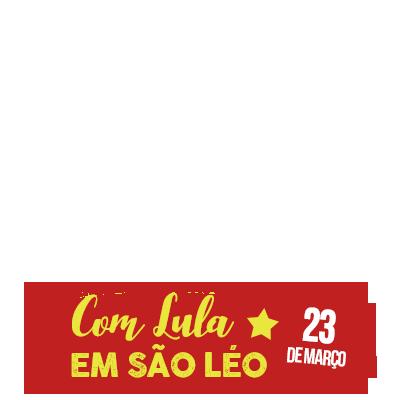 LULA EM SÃO LEOPOLDO