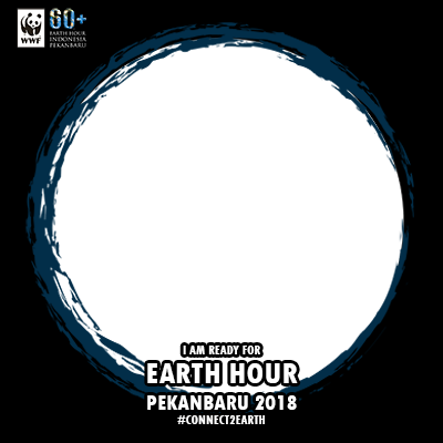 Earth Hour Pekanbaru 2018