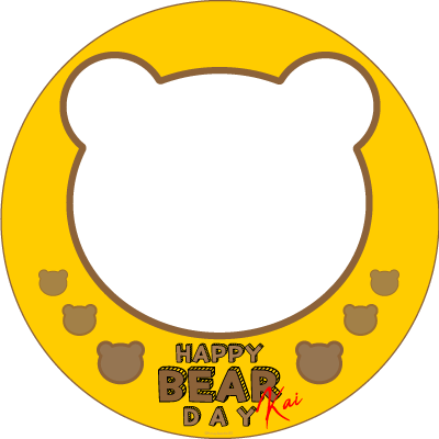 HappyBearDayKai