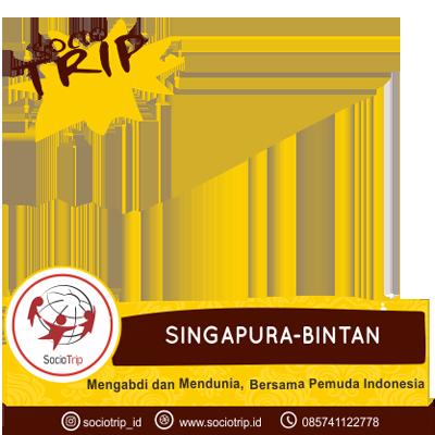 SocioTrip Bintan-Singapura