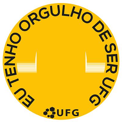 EU TENHO ORGULHO DE SER UFG