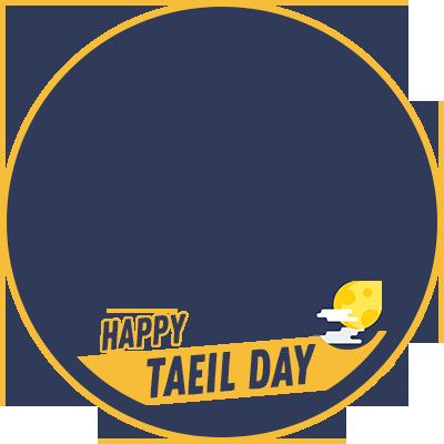 #HappyTaeilDay