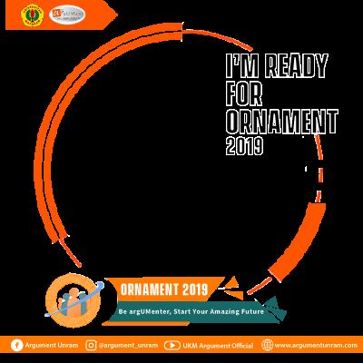 ORNAMENT 2019