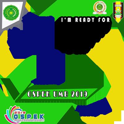 OSPEK UMB 2019