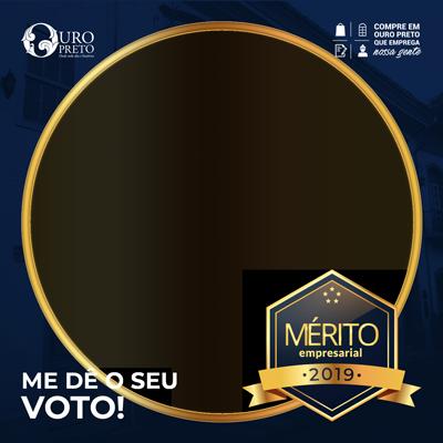 Mérito 2019 - Vote em mim