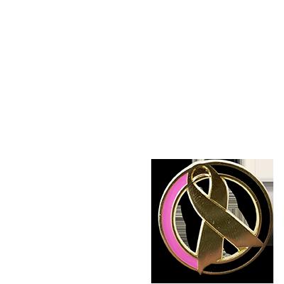 Childhood Cancer gold ribbon