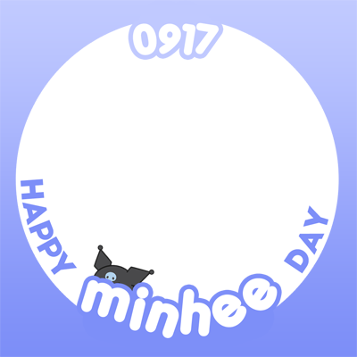 Happy Minhee Day