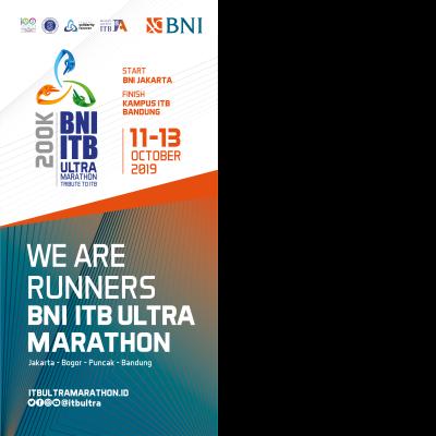 BNI-ITB Ultra Marathon 2019