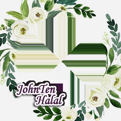 #JohnTenHalal