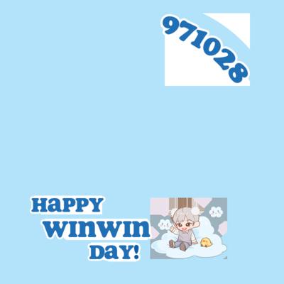 Happy Winwin Day