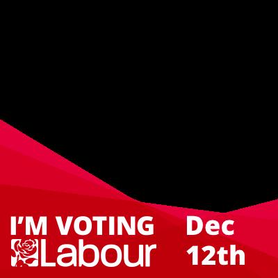 Vote Labour on 12th December