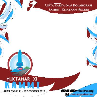 Twiboon Muktamar XI KAMMI
