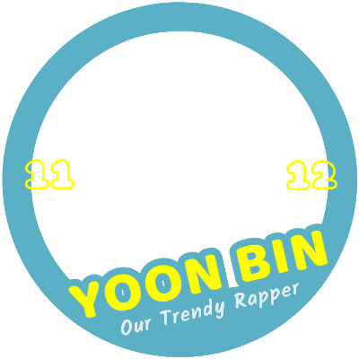 HA YOON BIN BIRTHDAY TWIBBON