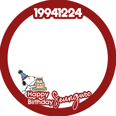 HAN SEUNGWOO BIRTHDAY