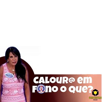 Calourx Fono UNICENTRO
