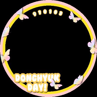 DONGHYUK'S BIRTHDAY