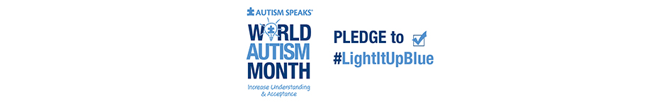 World Autism Month - Support Campaign | Twibbon