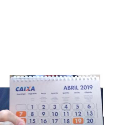Calendário do Moro
