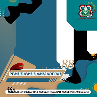 MILAD PEMUDA MUHAMMADIYAH 88