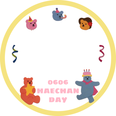 HAPPY BIRTHDAY HAECHAN!!!!