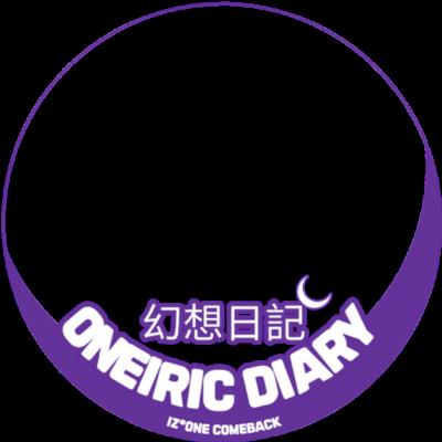 IZ*ONEiric Diary