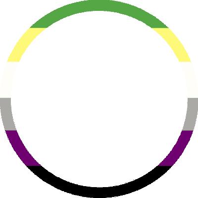 demirom+ demisexual flag