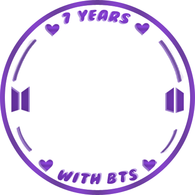 7 YEARS WITH BTS