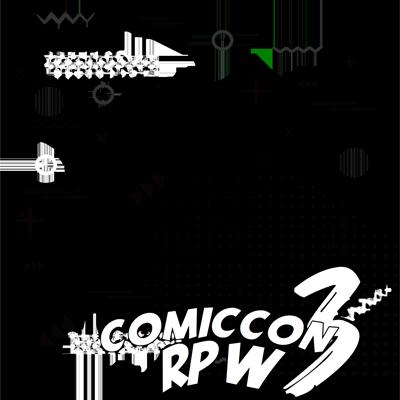 #COMICCONRPW3