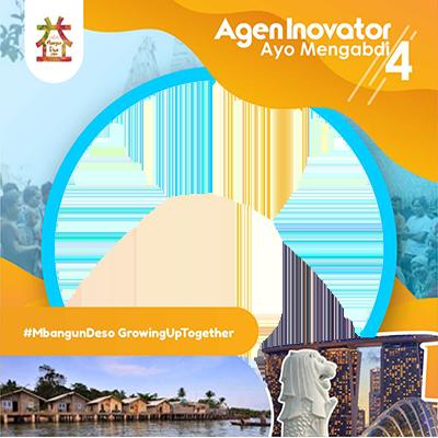 Agen Inovator - AyoMengabdi4