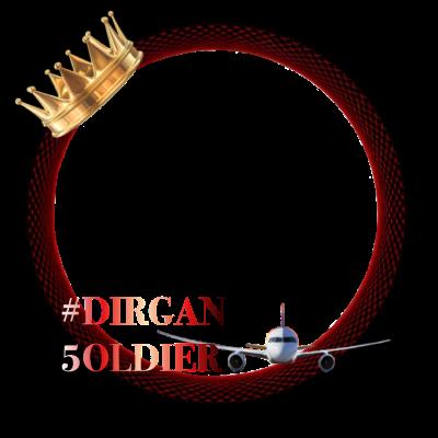 #DIRGAN5OLDIER