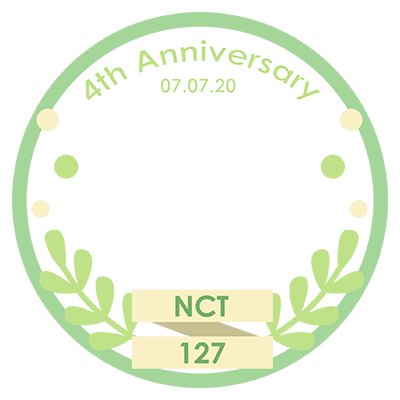 nct 127- 4th anniversary