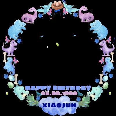XIAOJUN BIRTHDAY