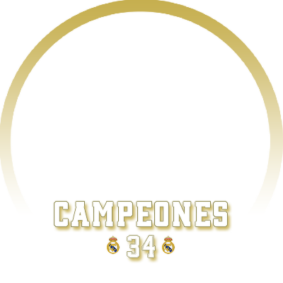 Real Madrid — 34ª LaLiga