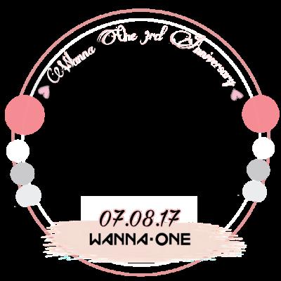 Wanna One 3rd Anniversary