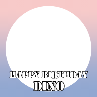 SVT DINO's Birthday