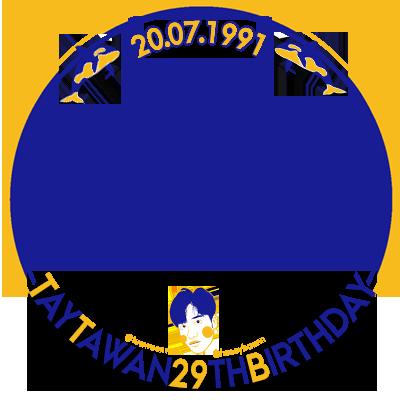 #Taytawan29thbirthday