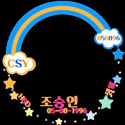 Cho Seungyoun Brithday