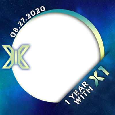X1 1st Debut Anniversary