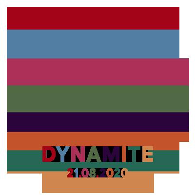 BTS DYNAMITE