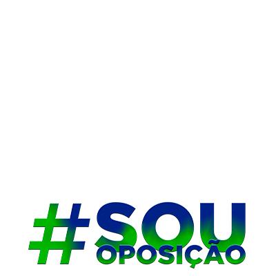 #SOUOPOSIÇÃO