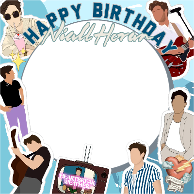 Niall's Birthday Project