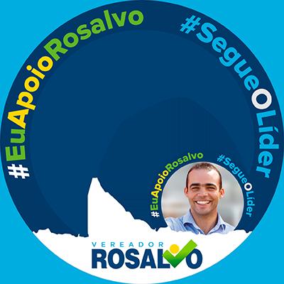 Segue o líder Rosalvo