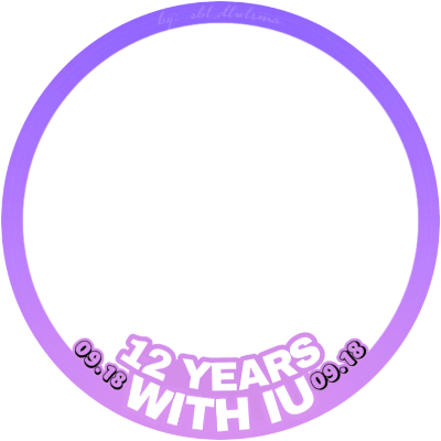 12 YEARS WITH IU