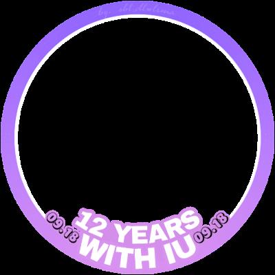 12 YEARS WITH IU