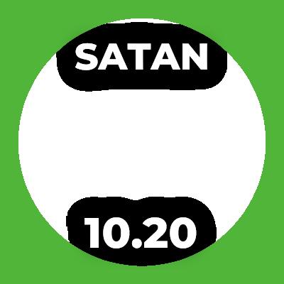 Happy Birthday, Satan!