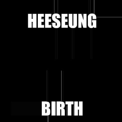 heeseung's birthday