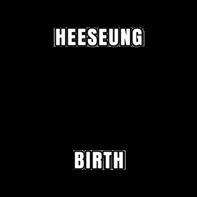 heeseung birth